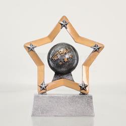 Netball Star 130mm