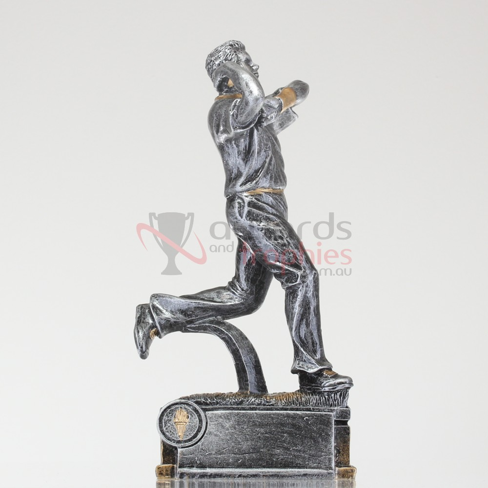 Bowler Silver Figure 290mm