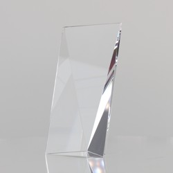 Infiniti Clear Crystal Rectangle (3 sizes)