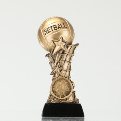 Netball Raised Ball 125mm