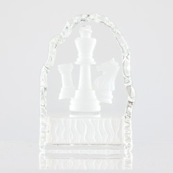 Chess Crystal 110mm