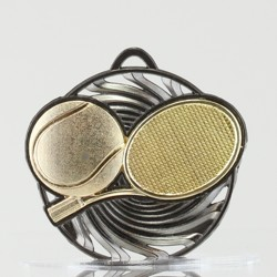 Vortex Tennis Medal 55mm Gold