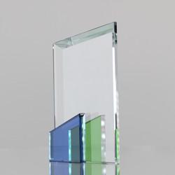 Trio Crystal Blue/Green 170mm