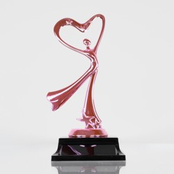 Love of Dance Pink 185mm