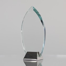 Silver Ice Flame (3 Sizes)