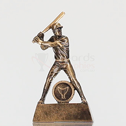 All Action Baseball Male 140mm