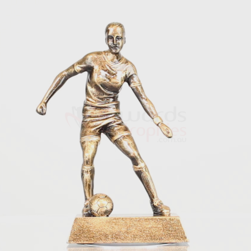 Soccer Titan Female 145mm