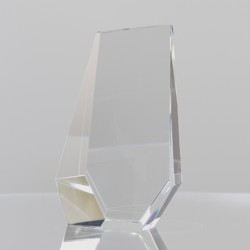 Cut Crystal Wedge