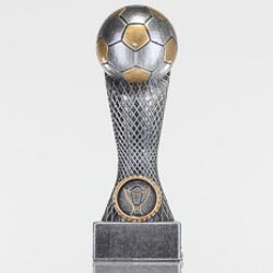 Soccer Zee Tower Silver 150mm