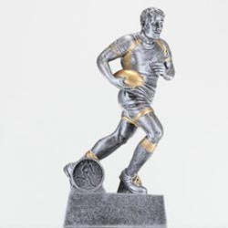 Rugby Icon Male 160mm