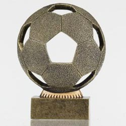 The Ball - Soccer 125mm