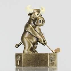 Prize Bull Golf 135mm