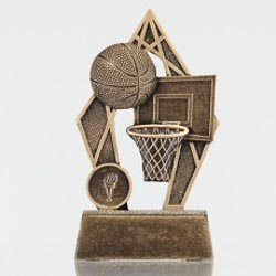 Golden Pinnacle Basketball 120mm