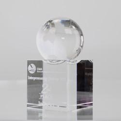 World Globe Stand 110mm