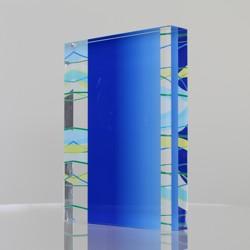 Vivid Acrylic Block