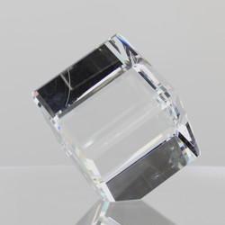 Rikaro Crystal Bevelled Cubes