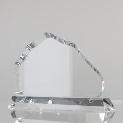 Mountain - Rikaro Handmade Crystal