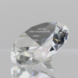 Crystal Diamond 80mm