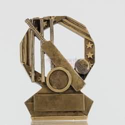Bronzed Aussie Cricket 120mm