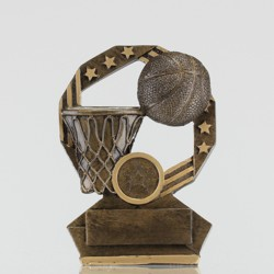 Bronzed Aussie Basketball 120mm