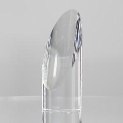 Tall Crystal Cylinder - Rikaro 150mm