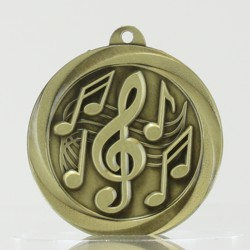 Econo Music Medal 50mm