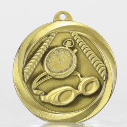 Econo Swimming Medal 50mm
