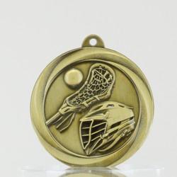 Econo Lacrosse Medal 50mm