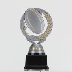 Silver Torch Rugby 150mm