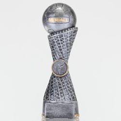 Netball Spiral Tower 180mm