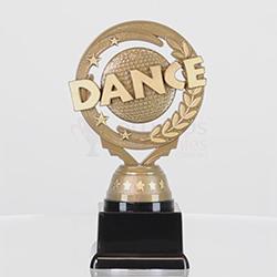 Gold Torch Dance 150mm
