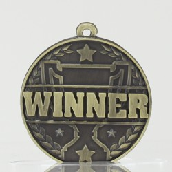 Star Winner Medal 50mm